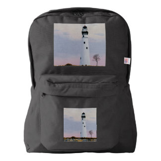 Evening's Lighthouse Backpack