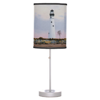Evening's Lighthouse Table Lamp