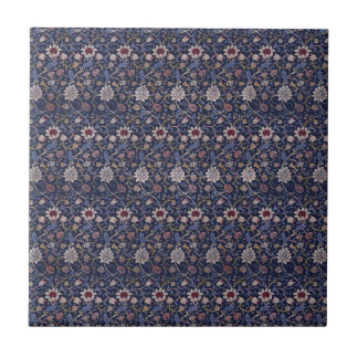 Evenlode by William Morris Small Square Tile
