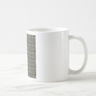 Evenlode design by William Morris Classic White Coffee Mug