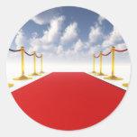 Event Classic Round Sticker