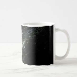 Event Horizon Abstract Fractal Design Coffee Mug