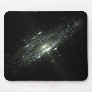 Event Horizon Abstract Fractal Design Mouse Pad