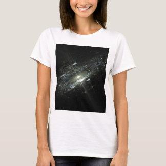 Event Horizon Abstract Fractal Design T-Shirt