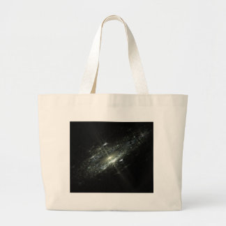 Event Horizon Abstract Fractal Design Tote Bag