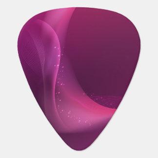 Event Horizon in Pink - Guitar Pic Guitar Pick