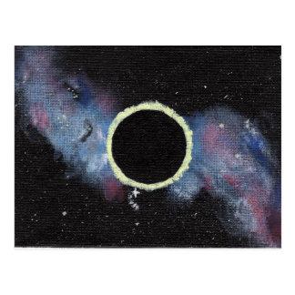 Event Horizon Postcard