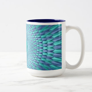 Event Horizon Two-Tone Coffee Mug