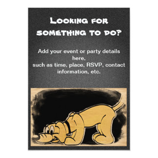Event or Party Card
