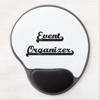 Event Organizer Classic Job Design Gel Mouse Pad