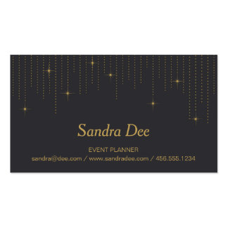 Event Planner Business Card