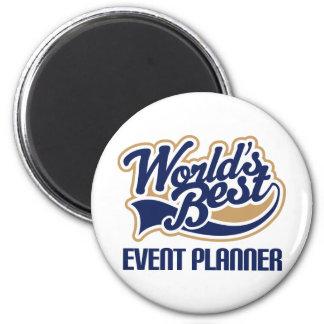 Event Planner Gift 2 Inch Round Magnet