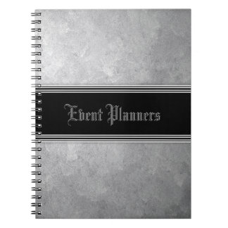 Event Planner Notebook