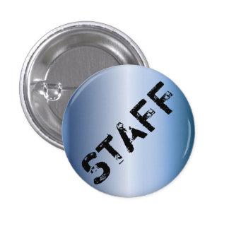 Event Staff Badge grunge metallic Buttons