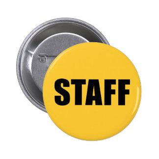 Event Staff 2 Inch Round Button