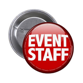 Event Staff Pins