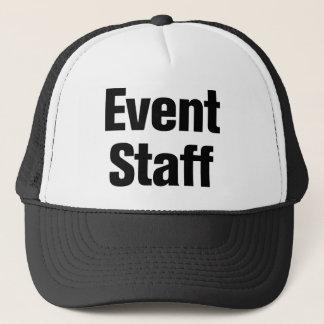 Event Staff Trucker Hat
