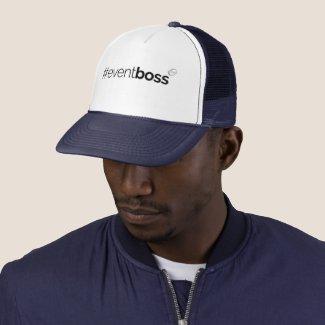 #eventboss trucker hat