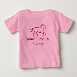Eventer de tres días futuro camisetas