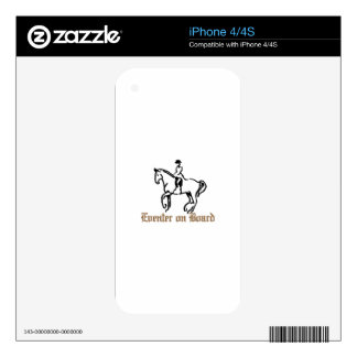 Eventer On Board Skin For The iPhone 4S