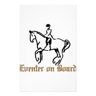 Eventer On Board Stationery