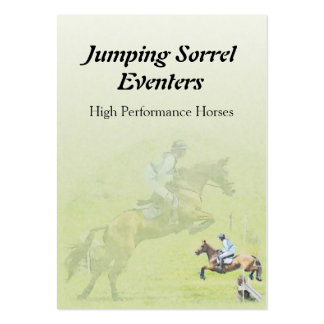 Eventing business card