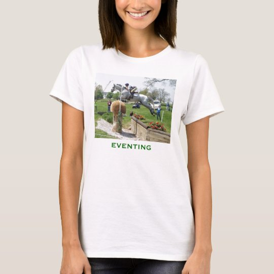 EVENTING Do you have what it takes? T-Shirt