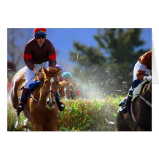 Eventing Greeting Card