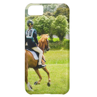 Eventing Horse Cover For iPhone 5C