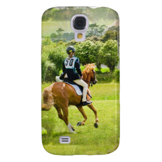 Eventing Horse iPhone 3G Case Samsung Galaxy S4 Covers