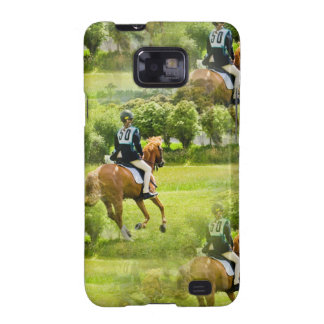 Eventing Horse Samsung Galaxy Case Galaxy S2 Cases