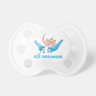 Evento para romper el hielo chupetes para bebés