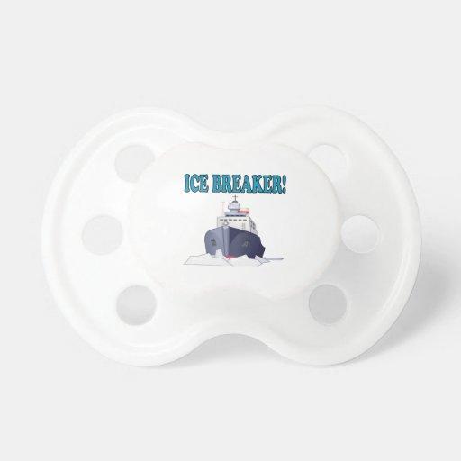 Evento para romper el hielo chupetes de bebe