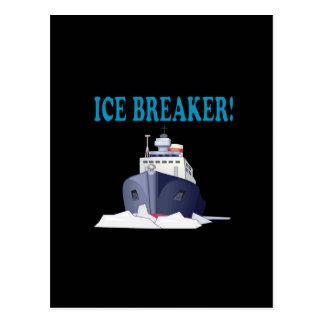 Evento para romper el hielo postal