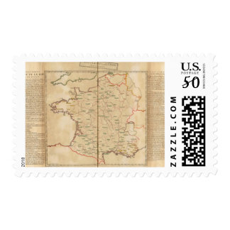 Eveque, France Postage