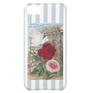 Ever-Blooming Roses Vintage Art iPhone 5 Cases