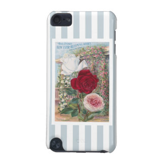 Ever-Blooming Roses Vintage Art iPod Touch 5G Case