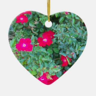 Ever Blossoming Love Keepsake Ornament