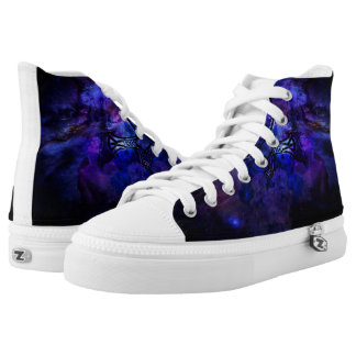 Ever Eternal Printed Shoes