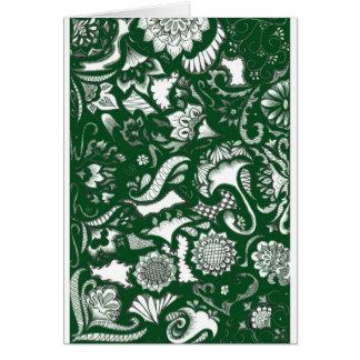 Ever Green Notecard