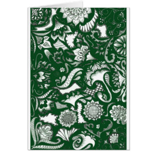 Ever Green Notecard Stationery Note Card