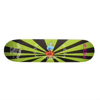 ever green skateboard deck