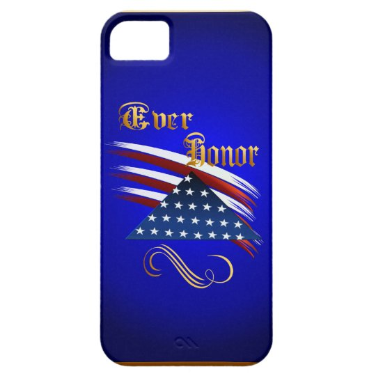 Ever Honor iPhone 5 case