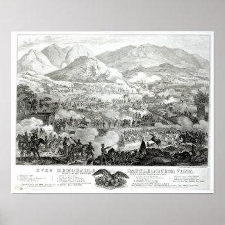 Ever Memorable Battle of Buena Vista Poster