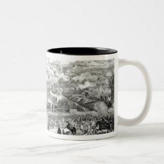 Ever Memorable Battle of Buena Vista Two-Tone Coffee Mug
