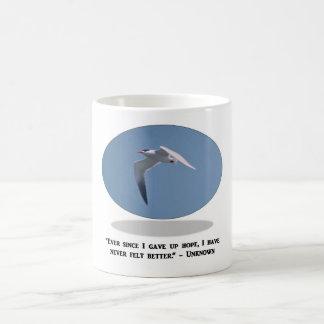 ever-since-i-gave-up-hope-i-have-never-felt-better mugs