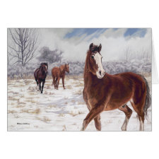 Ever Watchful, by Kim McElroy Greeting Card
