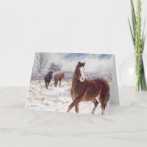 Ever Watchful, by Kim McElroy Holiday Card