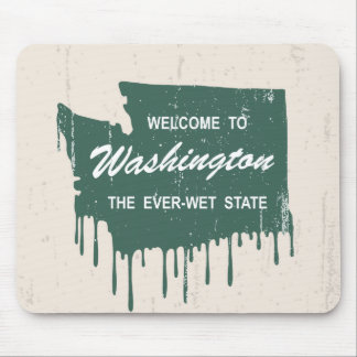 Ever-Wet State Mouse Pad