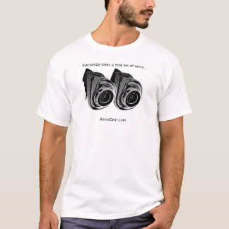 Everbody loves twins... Turbo T-Shirt